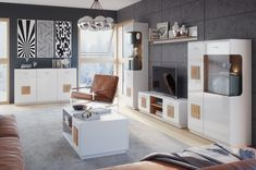 Shop for Heartwood 2 doors Display Cabinet. Deck Furniture, Coastal Furniture, Shabby Chic Furniture, Living Room Furniture, Cabinet Furniture, Furniture Ideas, Door Displays, Small Dining, Design Moderne
