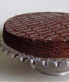 Cake au chocolat délicieux - Recettes de cuisine faciles et simples | Recettee