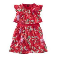 Tea Collection Morroco Desert Rose Swing Dress Size 6 $16