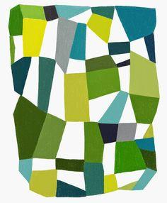 Ophelia Pang: green net