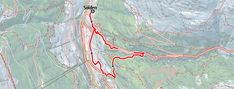 Waalweg Mooserstegle mit Wandergütesiegel, Sölden Summer Vacations, Tourism, Hiking
