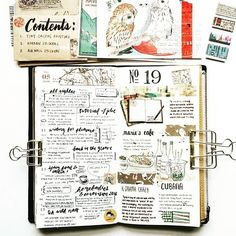 "Une autre façon d'écrire son journal, j'adore les ""journal book"" il y en a plein ici: @thedailywriting . . .regram @thedailywriting Journal Book inspiration by @tdpjournals ✨ .  __ We love to curate and share the best daily journal writing inspirations for you.  Share your best shots to thedailywriting@gmail.comor tag and mention @thedailywriting #thedailywriting for featured. __ ✔Featured by @thedailywriting #thedailywriting ☀ Daily Typography Inspirations @thedailytype #thedailytype…"