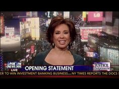 Mr. President, The Clock Is Ticking - Judge Jeanine - Opening Statement - 12-7-13  (Judge Jeanine Pirro Destroys the Obama Administration on Obamacare, Again!)