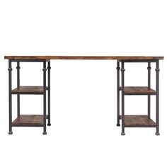 HomeSullivan Grove Distressed Cocoa Desk