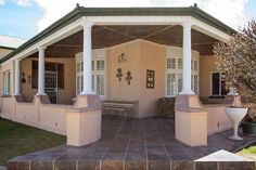 Ebenezer Guest House - Ebenezer Guest House is situated in Colesberg, a popular half-way stop between Johannesburg and Cape Town. The guesthouse has 12 rooms with en-suite bathrooms, TV with selected DStv, coffee and tea facilities . Communal Kitchen, Best Club, Cape Town, Weekend Getaways, South Africa, Terrace, Swimming Pools, Shed, Rice