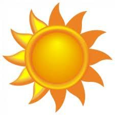 I really like the sun on vacation.