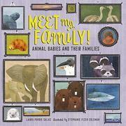 Kirkus Reviews - MEET MY FAMILY! by Laura Purdie Salas