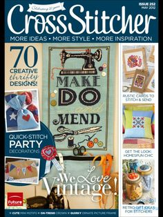 Cross Stitcher Magazine - June 2012 252 - CrossStitcher