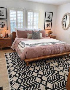 Home Interior Salas .Home Interior Salas Easy Home Decor, Cheap Home Decor, Home Bedroom, Bedroom Decor, Bedroom Ideas, Bedroom Makeovers, Master Bedroom, Bedroom Signs, Bedroom Styles