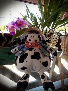 Vaca gordinha