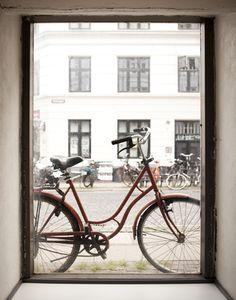 Bike Through the Window