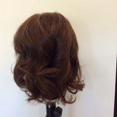 Vertical barrel curl #1