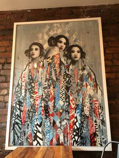 #houltsyard #hush #newcastle #graffiti #stencil #painting #Japanese #geisha #images #simplybeautiful #hushartist #heatoningredient #Heaton
