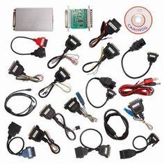 Carprog V5.46 is 2013 lastest universal car repair & diagnostic tool. V5.46 Carprog can do car radios repair, car Airbag Reset, car odometer correction, dashboards, car immobilizers repair. Carprog V5.46 no need internet update.