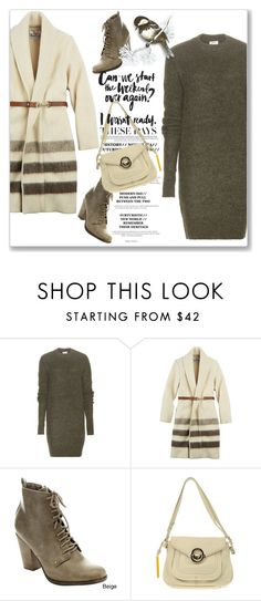 """Today's Outfit"" by andrejae ❤ liked on Polyvore featuring Acne Studios, Woolrich, Cromia, women's clothing, women, female, woman, misses, juniors and outfit"