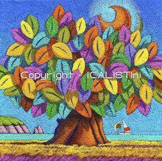 i CALISTIni    albero della felicità