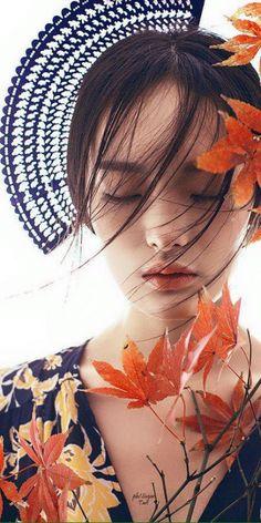 Die Dame in schwarzen Fotos - Best Pins Party Foto Portrait, Portrait Photography, Fashion Photography, Geisha Tattoos, Fall Photos, Woman Face, Belle Photo, Asian Art, Japanese Art