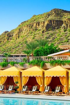 There are nine extravagant pools, complete with cabanas, butlers and a 165-foot water slide. The Phoenician, a Luxury Collection Resort, Scottsdale (Scottsdale, Arizona) - Jetsetter