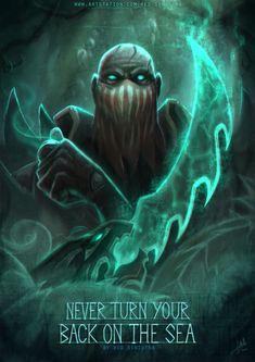 10 Pyke Images Lol League Of Legends League Of Legends League Of Legends Characters