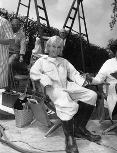 Doris Day (photo by Jimmy Mitchell, c1963)
