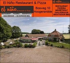 Wij heten El Niño Restaurant & Pizza uit Hoogersmilde van harte welkom met een button en een promobloc op Koopplein Midden-Drenthe. El Niño Restaurant & Pizza is een gezellig restaurant met een divers aanbod van gerechten en pizza's uit verschillende landen. Ook voor lunch, High Tea, vergaderingen, feesten en partijen. http://koopplein.nl/middendrenthe/huis-en-inrichting