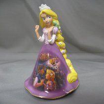 Disney Forever Rapunzel Bradford Exchange Bell Figurine