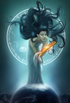 poissons par Joe Diamond
