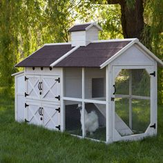 $399 Boomer & George Cottage Chicken Coop - Chicken Coops at Chicken Coop Source