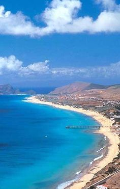 Have spent here one bautiful day with my family summer 2008  Porto Santo Madeira Island - PORTUGAL