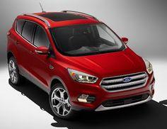 BmotorWeb: Ford Escape 2017