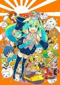 Vocaloid World