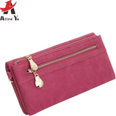 107412a9ef Cheap wallets for women, Buy Quality wallet for women brand directly from  China brand wallet Suppliers: Beibaobao Wallet for Women PU Leather Purse  High ...