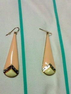 my forever 21 earrings :)