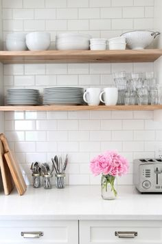 Our Favorite 10 Home Design Trends In 2015. Loft KitchenKitchen  ShelvesKitchen ...