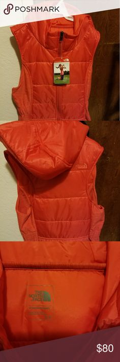 New the North face New North Face women vest.  Make offer The North Face Jackets & Coats Vests