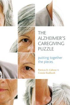 The Alzheimer's Caregiving Puzzle #alzheimers #tgen #mindcrowd www.mindcrowd.org