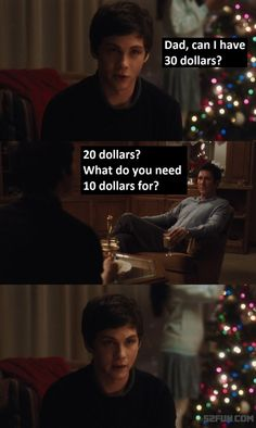 Whenever I ask my parents for money | #funny The Perks of Being a Wallflower quote