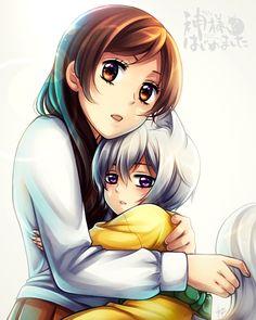 Nanami and Tomoe | Kamisama Hajimemashita | ♤ Anime ♤