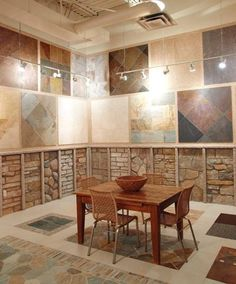 Our showroom features hundreds of installations to provide you with your own design inspiration. Beaver Tile & Stone Suite 101 in MDC