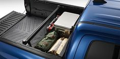 Protect your vehicle while adding a touch of style with Tacoma's interior and exterior accessories. Browse Toyota Genuine Accessories now.