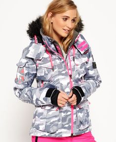 SUPERDRY Angebote Superdry Ultimate Snow Service Jacke  Category  Damen    Jacken   Mäntel   5209947742ea