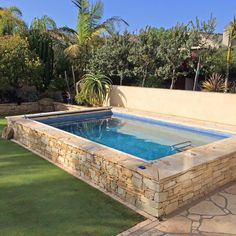 Spring has sprung! This Endless Pool adds a splash of blue to the newly green…