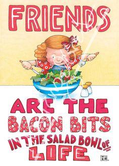 Bacon Bits – Mary Engelbreit Studios