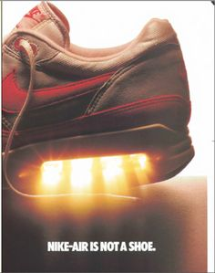 1987 Nike Air Max 1 & Air Trainer 1 Ads ... This year isn't just the 40th anniversary of Nike — ...