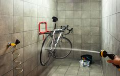 Hotel Playa - Bike  Washing