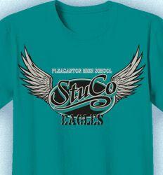 School Spirit Shirts: Click 104 Shirt Designs to Boost Spirit - StuCo - www.izadesign.com for more school spirit t-shirt design ideas School Spirit Shirts, Shirt Designs, Design Ideas, Mens Tops