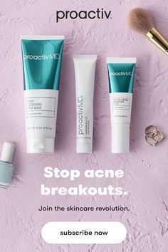 There's a proactiv system for everyone, including you. We've got 3 different systems to choose from, all delivered right to your door. Beauty Care, Beauty Skin, Diy Beauty, Beauty Makeup, Beauty Makeover, Acne Breakout, Skin Care Treatments, How To Apply Makeup, Best Makeup Products