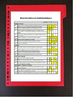 présentation et outils pour le portfolio de compétences