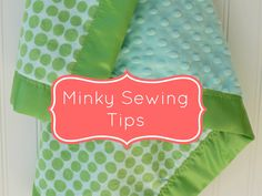 26 Best Sewing Minky Images Minky Baby Blanket Sewing
