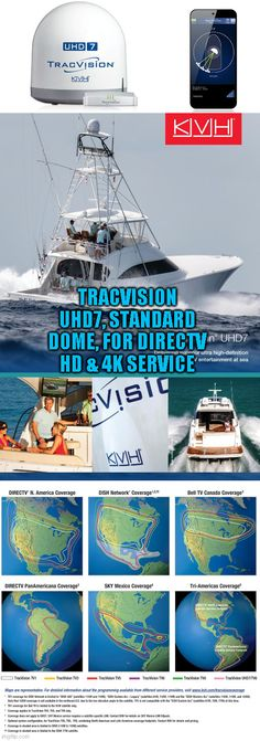 "TracVision UHD7 Sat TV system, MFG# 01-0423-01SL, 24"" dish, for DirecTV HD and 4K service. Also compatible with DISH (North & Central America & Caribbean) and Bell (Canada). In standard 27"" dome. Includes FREE DirecTV or DISH (click to continue)#camping #tent #hiking #tactical #outdoors #campingfood #campinghacks #hikinghacks #campfiredinnerrecipes #campingmusthaves #hikingandcamping #campinggear #campingtents #campingglamping #campingsurvival #bigtents #campingrecipes #tactical #offthegrid"